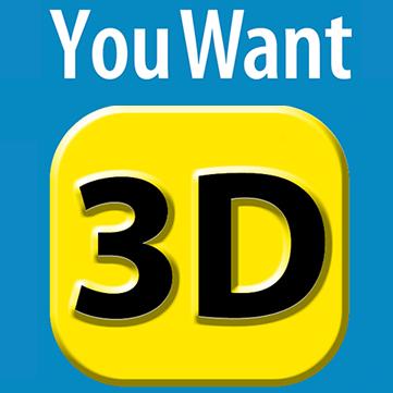 YouWant3D - Free 3D models sharing community
