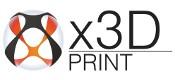 x3D Print