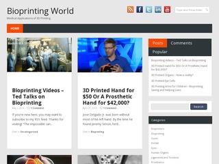 Bioprinting World