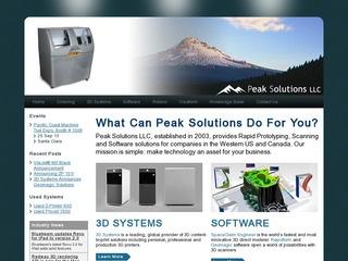Peak Solutions LLC